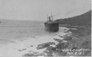 Postcardofshipwreck