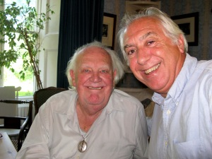 JOSS ACKLAND with Keith Stephens-Borg